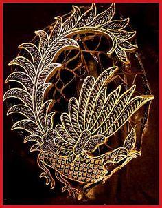 Suryo Phoenix Clay Texture, Batik Art, Batik Pattern, Handmade Copper, Wood Blocks, Columns, Wood Print, Art Journaling, Art Designs