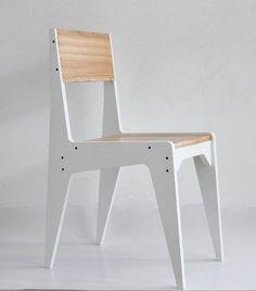 sillas madera paraiso diseño