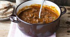 Pripravte si recept na Viedenský guláš s nami. Viedenský guláš patrí medzi najobľúbenejšie recepty. Zoznam tých najlepších receptov na online kuchárke RECEPTY.sk.