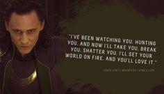 Read Loki from the story Loki dirty whispers by heavenlypuggs with reads. Loki Marvel, Loki Thor, Tom Hiddleston Loki, Loki Laufeyson, Loki Avengers, Marvel Films, Loki Whispers, Loki Imagines, Avengers Imagines