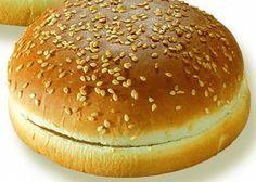Panini per Hamburger My Recipes, Bread Recipes, Dessert Recipes, Burger Buns, Bread And Pastries, Love Eat, Biscotti, Finger Foods, Good Food