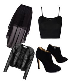 """Untitled #822"" by kisabelladiamond on Polyvore featuring WearAll, Giuseppe Zanotti and Zizzi"
