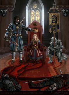 Queen of Temeria.