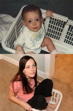 Hilarious Recreated Childhood Photos | On A Lighter Note ...