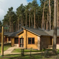 Woodland lodges at Center Parcs Woburn | Travel Review | redonline.co.uk