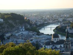 Austria_Salzburg_from fortress in old city