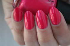 A DEFINITE MOUST-HAVE http://beautyeditor.ca/2013/07/18/the-chic-red-and-pink-polish-collection-inspired-by-our-favourite-mouse/