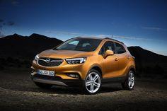 Refresh - Opel Mokka X
