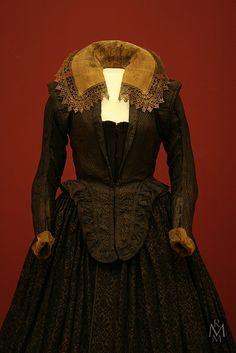 Burial Dress of Margareta Francesca Lobkowicz  c.1617  Czech Republic  Regional Museum in Mikulov