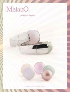 Pasteltinten zijn helemaal hot! Deze balletjes passen daar perfect bij. Milk pink, lavender, aventurine, pareltjes en de blue lace. http://www.flow.nl/melano/cateye-balletjes