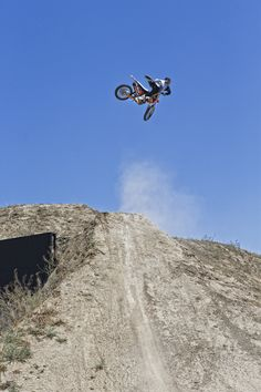 Metal Mulisha athlete Vicki Golden throwing a whip with style. Motocross. Girls who ride.