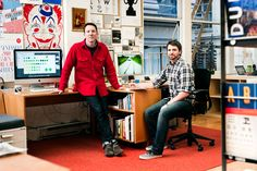 creative desks: brett macfadden