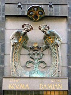 Art Nouveau ~ Budapest