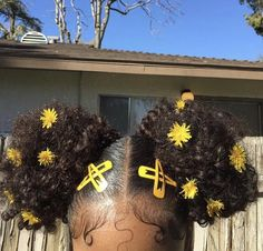 Follow @highkeyhaylee for moreee!! 😘😘 Little Girl Hairstyles, Girls Natural Hairstyles, Weave Hairstyles, Pretty Hairstyles, Ponytail Hairstyles, Protective Hairstyles, Black Girls Hairstyles, Hairstyle Ideas, Protective Styles
