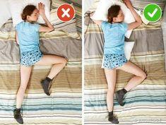 Hogyan aludj a kedvenc testhelyzetedben anélkül, hogy egészségedet károsítaná | Kuffer
