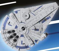 Millennium Falcon 2018. Han Solo movie