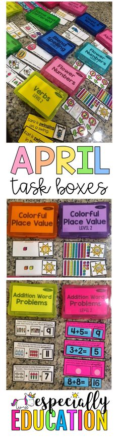 Spring task box acti