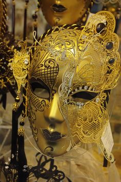 Gorgeous Venetian Mask, would be amazing for circus but in different colors