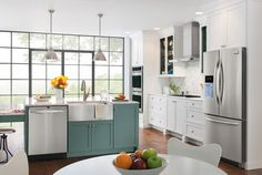 Apartment and condo dwellers include an increasing number of baby boomers and higher-income households that are seeking quality appliance design.