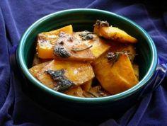 Weight Watchers Roasted Pumpkin Bites recipe – 4 points