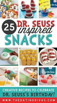 0d71242c Kids would like Preschool Snacks, Dr Seuss Activities, Book Activities,  Preschool Literacy,
