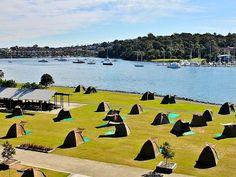 Cockatoo Island, Sydney, Australia -...