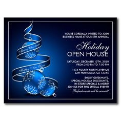 45 best holiday open house invitations images on pinterest in 2018 elegant business holiday open house invitations free invitation templatesresume flashek Gallery