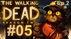 "The Walking Dead Season 2: Episode 2 ""A House Divided"" Walkthrough Part 5 - Blood is Spilt"