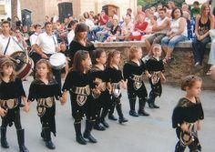 Moros y Cristianos fiestas en Benissa-Espana