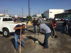 <p>Ciudad Juárez, Chih.- En compromiso y servicio a la sociedad, Peritos y personal de la Dirección de Servicios Periciales y Ciencias Forenses