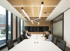Stack Interiors has developed the new offices of global shipping company Maersk Line located in Auckland, New Zealand.