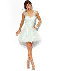 Juniors - Homecoming Dress | Macy's | fancy dresses | Pinterest ...