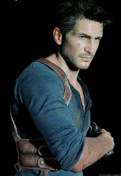 Nathan Drake - Uncharted 4 A Thief's End