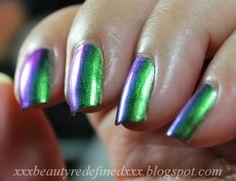 I Love Nail Polish Ultra Chrome in Mutagen
