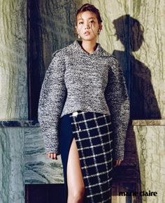 Lee Ho Jeong by Mok Jung Wook for Marie Claire Korea Aug 2015
