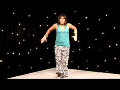 A short tutorial on the basic salsa step for Zumba, by ZES Donna Giffen