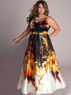 Flowers white orange ideas for 2019 Next Dresses, Day Dresses, Fancy Dress, Dress Up, Career Wear, Daytime Dresses, Custom Dresses, Flower Dresses, Orange Ideas