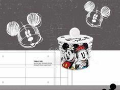 Egan PWM41/1MB Disney Micky Maus und Minnie Zuckerdose Disney Micky Maus, Invitations, Feelings, Gifts, Ideas, Ceramic Painting, Household, Presents, Save The Date Invitations
