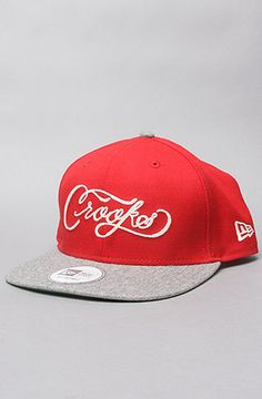 aeec3a26709 The Scripture Snapback Hat in True Red by Crooks and Castles Crooks And  Castles