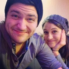 Olan Rogers and his Lady. They just might be the cutest couple in the history of ever.