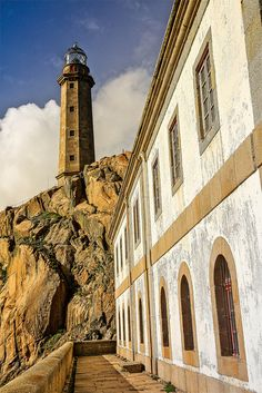 Vilan Cape Lighthouse