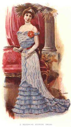 Na França, a Belle Epoque foi uma era de lindas roupas e luxo para um grupo seleto de pessoas: os muito ricos e os privilegiados de nascença.