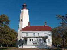 Sandy Hook Light - New Jersey