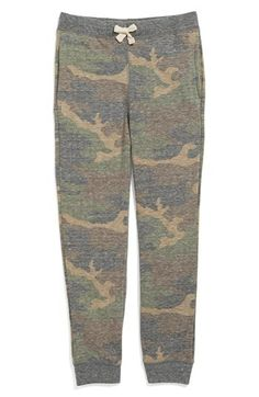Tucker + Tate 'Phinn' Camo Print Athletic Pants (Toddler Boys) available at #Nordstrom
