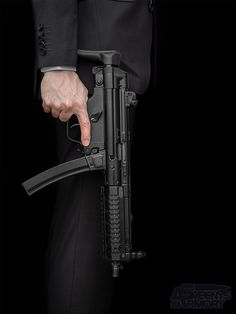 Brügger & Thomet BT96 (MP5) - (source) | Weapons Lover