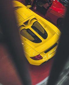 carrera gt yellow