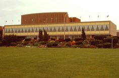 Cleary Auditorium in 1974....Windsor Ontario