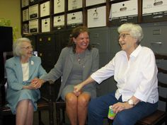 Alice and Harper Lee, 2006. The author of To Kill a Mockingbird and her older sister Alice, who still practices law at age 100, live together in Monroeville, Alabama surrounded by their books, friends, and the quiet  and simple good life.