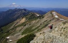 US, pacific crest trail