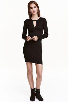 Short bodycon dress   H&M